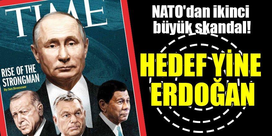NATO'dan ikinci büyük skandal!