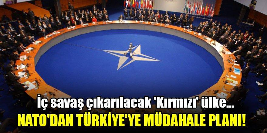 NATO'dan Türkiye'ye müdahale planı!