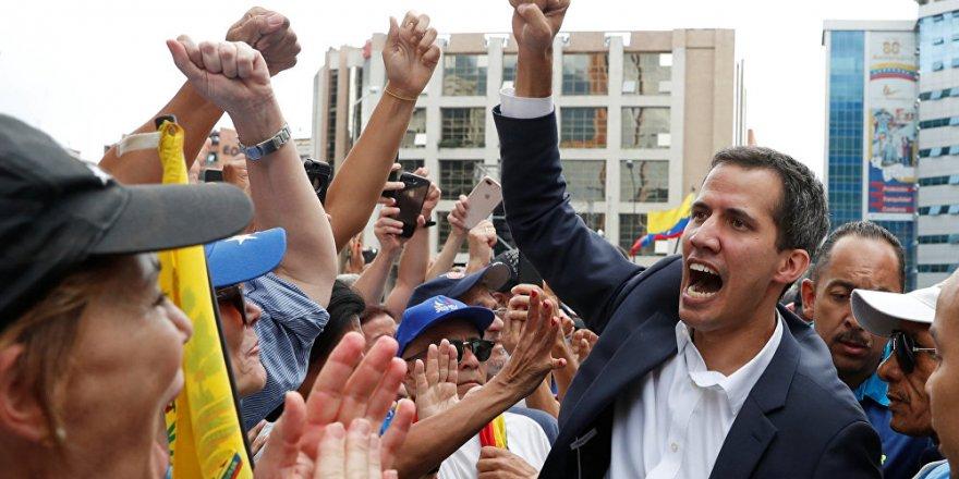 Venezuela muhalefeti trafiği kilitlemeye çalışacak