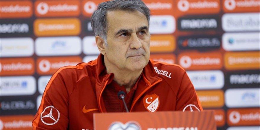 Şenol Güneş: Avrupa Şampiyonası'na katılmak istiyoruz