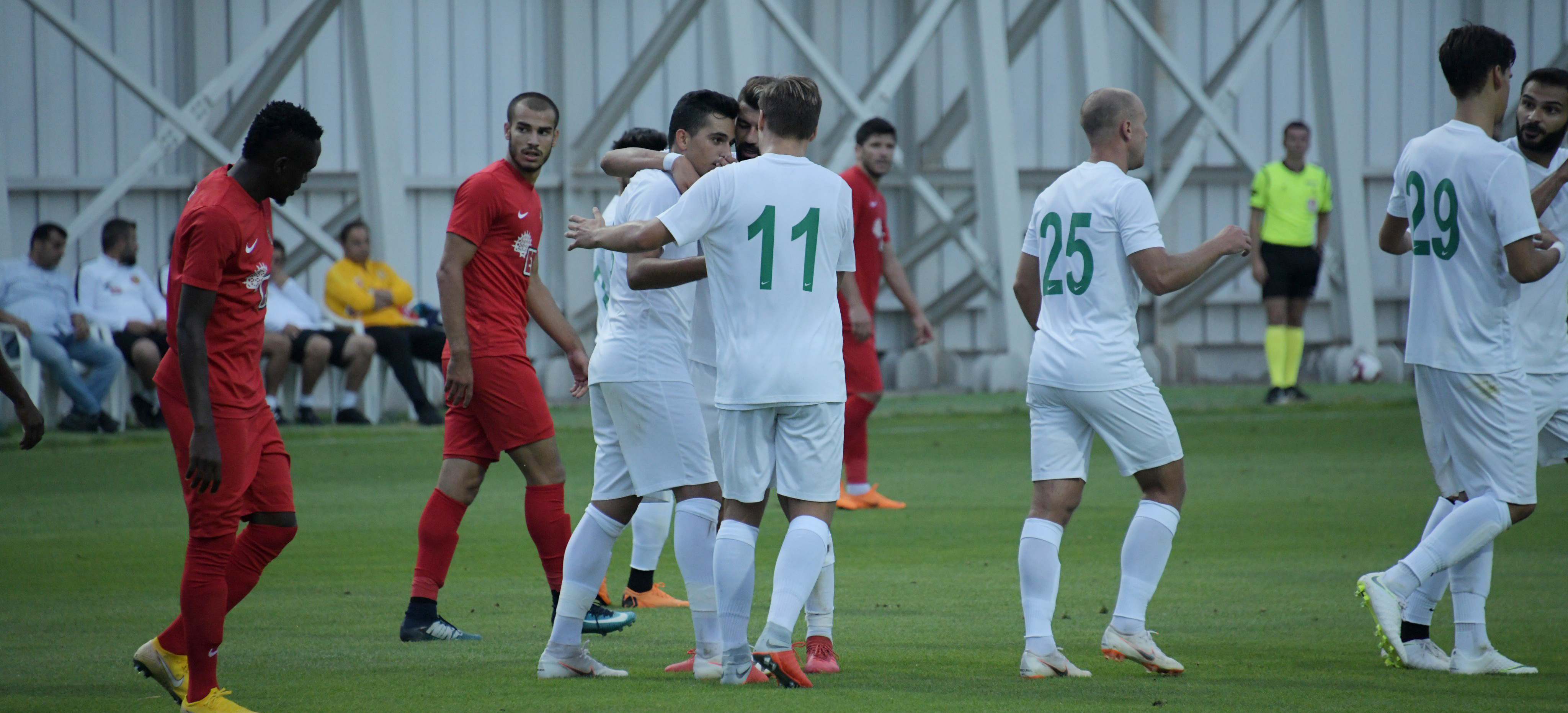 Konyaspor, Eskişehirspor ile karşılaşacak!