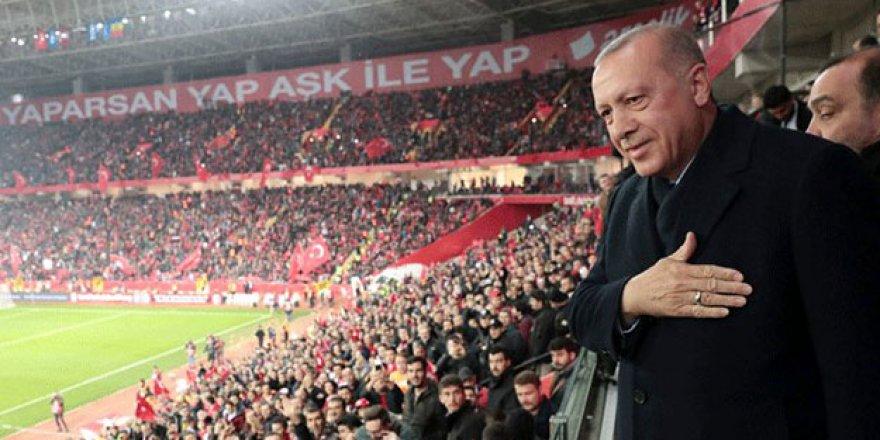 Taraftarları kırmayan Erdoğan talimatı verdi!