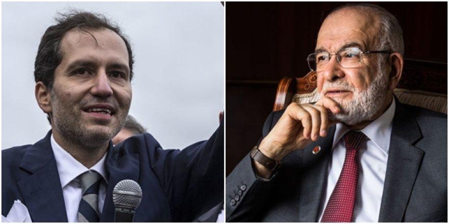 Fatih Erbakan: Saadet Partisi'ne verilen oylar Milli Görüş'e gitmeyecek