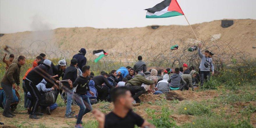 """Gazze Şeridi'ni Mahmud Abbas'a vermeyeceğim"""
