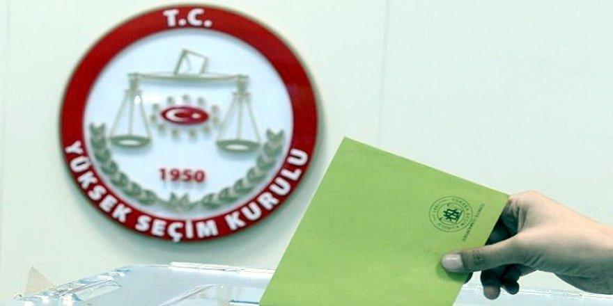 YSK'dan Ankara kararı…