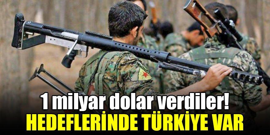 1 milyar dolar verdiler! Hedeflerinde Türkiye var…