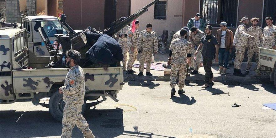 Libya'da UMH güçlerinden 'ilerliyoruz' mesajı