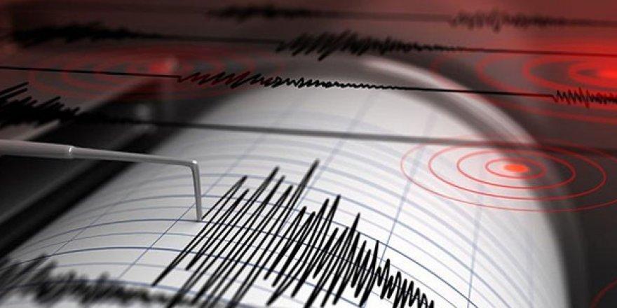 Malatya'da 4.6 büyüklüğünde deprem meydana geldi