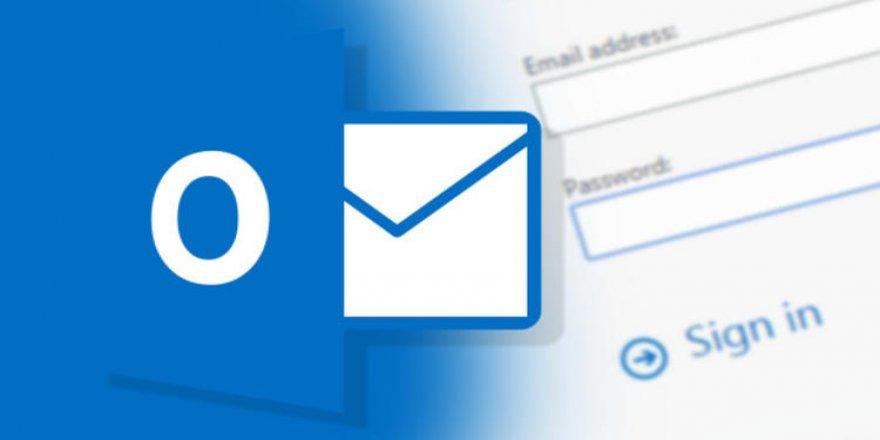 Outlook hesaplarında güvenlik sorunu ortaya çıktı