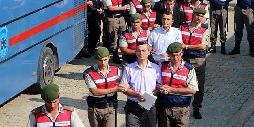 Donanma Komutanlığı davasında 6 sanığa müebbet hapis