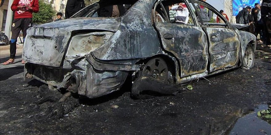 Car blast injures security official in eastern Libya