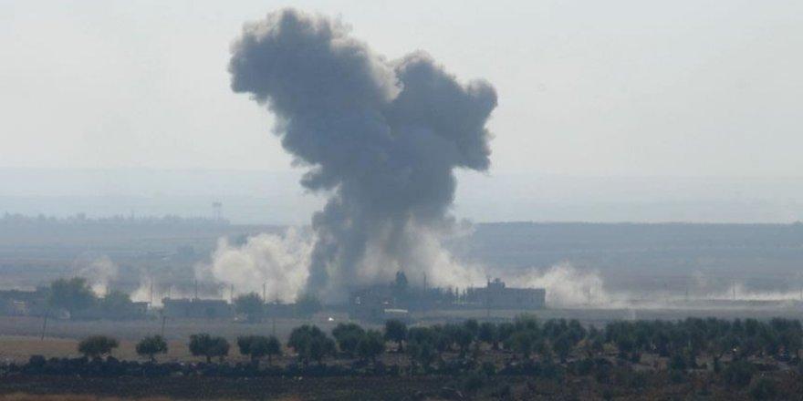 US-led coalition airstrikes kill three in eastern Syria
