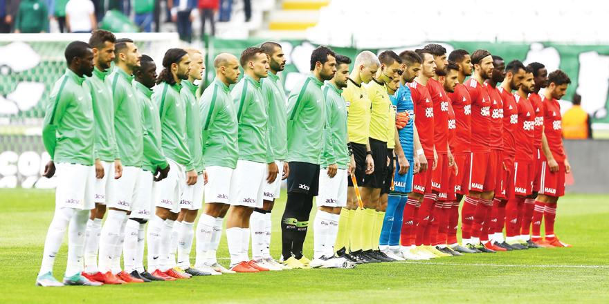 Sivasspor, Konyaspor'a minnettar