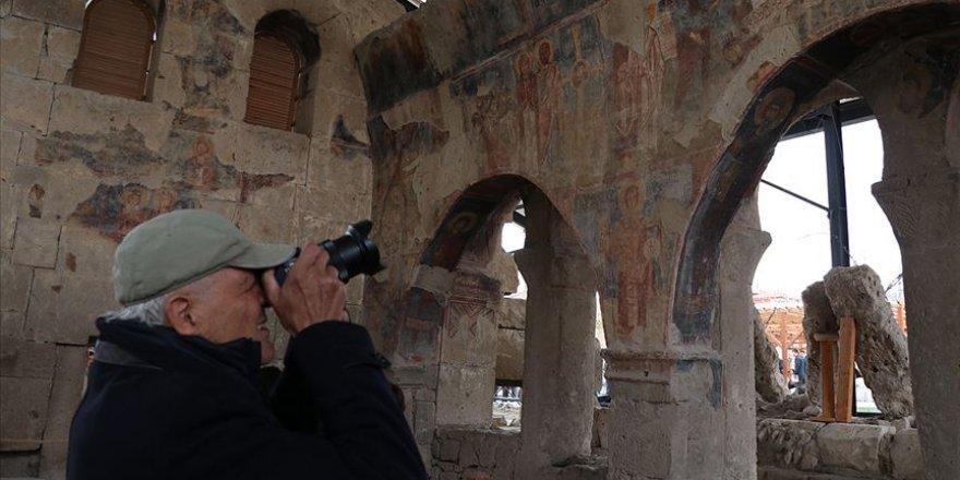 Tarihi Andaval Kilisesi turizme kazandırıldı