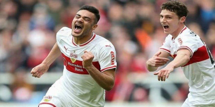 Bundesliga'ya Ozan Kabak damgası