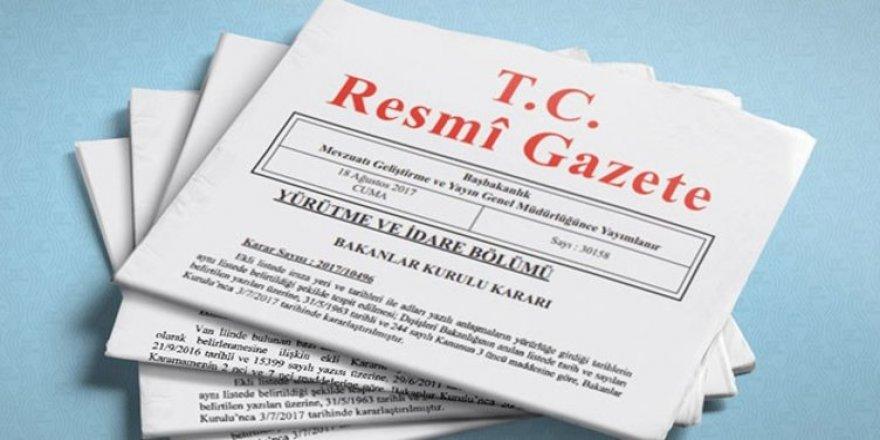 Erdoğan imzayı attı! Beş Yemenlinin Türkiye'deki mal varlığı donduruldu