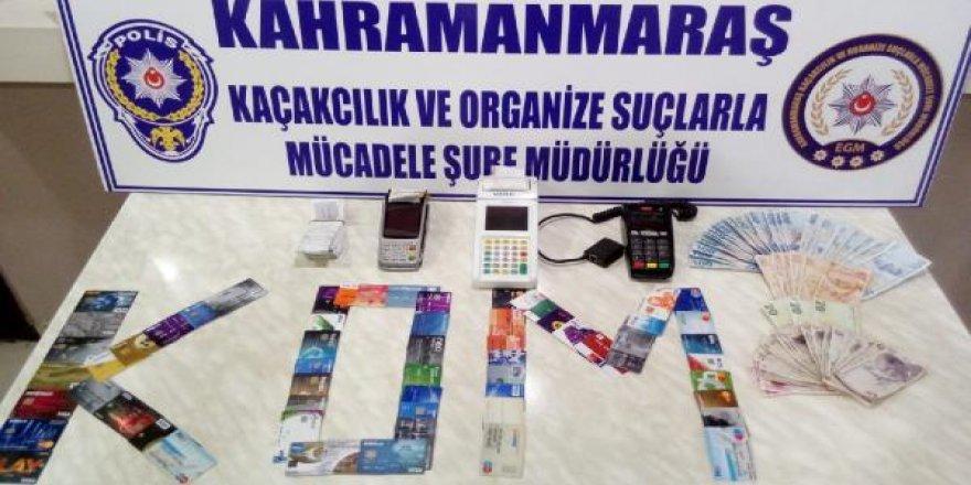 Kahramanmaraş'ta 'tefeci' operasyonu: 2 gözaltı