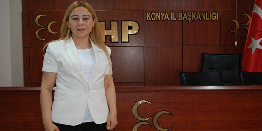 Konya milletvekili Esin Kara Meclise düşük faizli kredi teklifinde bulundu