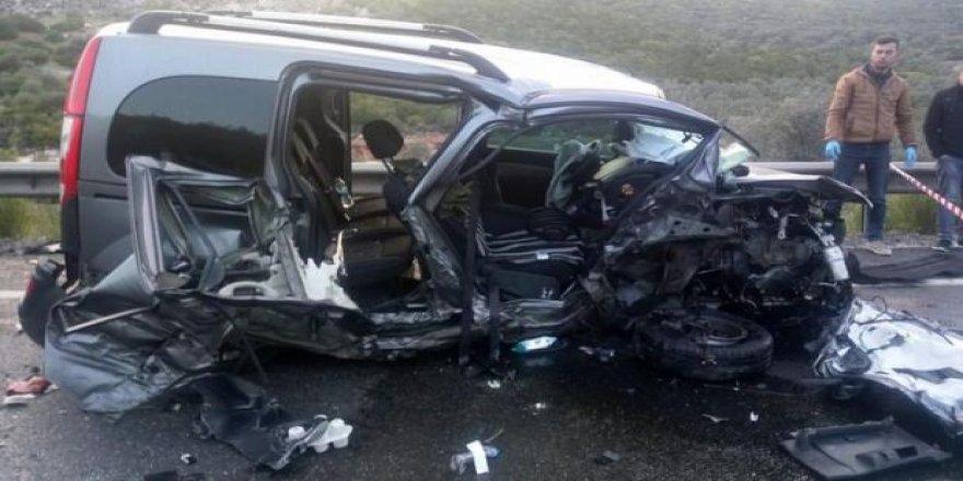Korkunç kaza: Ölüler ve yaralılar var