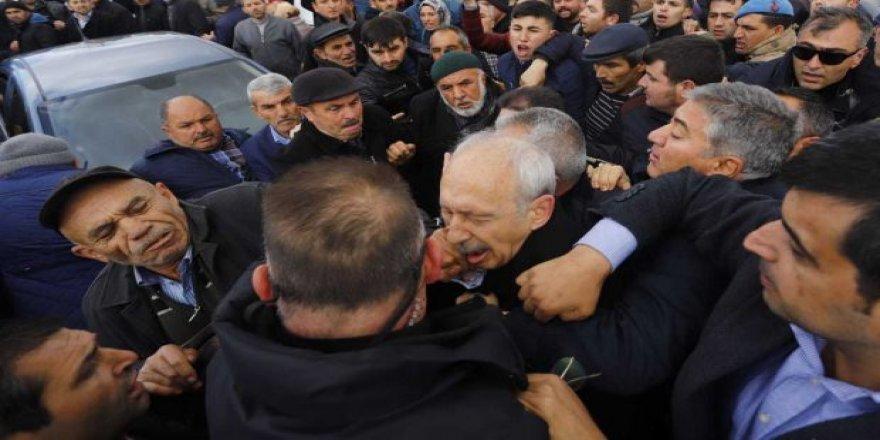 Kemal Kılıçdaroğlu'na yumruk atan Osman Sarıgün'ün ilk ifadesi