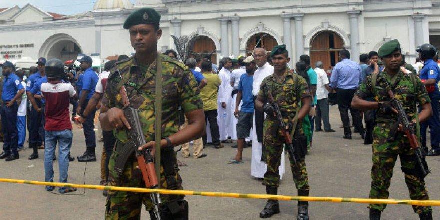 Sri Lanka saldırılarının arkasındaki grup belli oldu