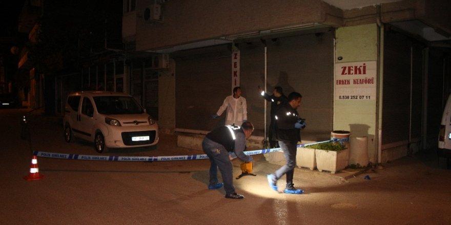 Sokak ortasında cinayet: 1 ölü