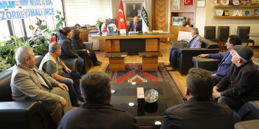 """Başkan Oprukçu: """"Birlikte çalışıp, birlikte başaracağız"""""""