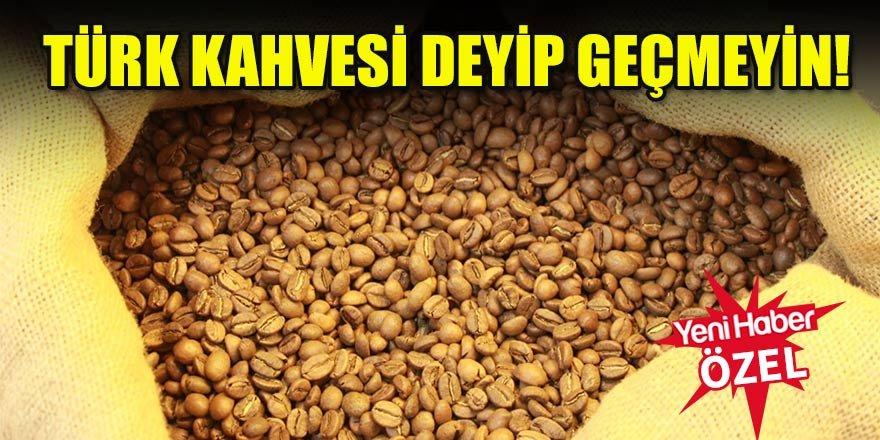 Türk kahvesi deyip geçmeyin!