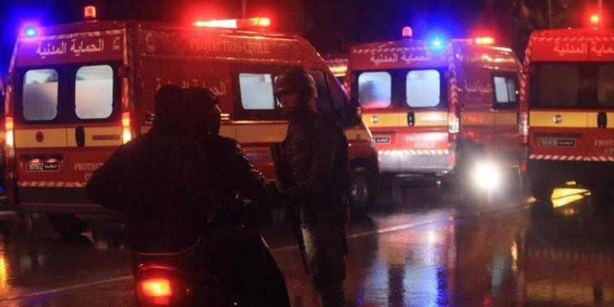 Road collision kills 12 in Tunisia