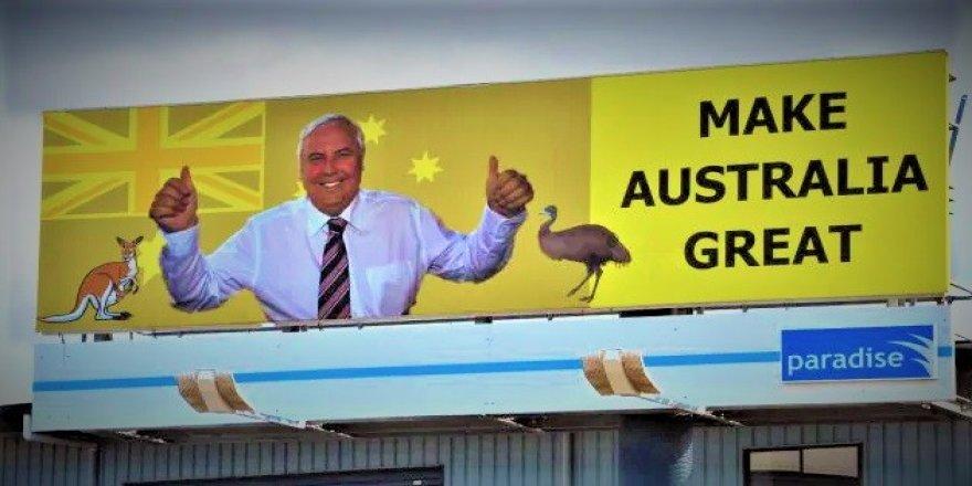 Avustralya'da rekor seçim harcaması