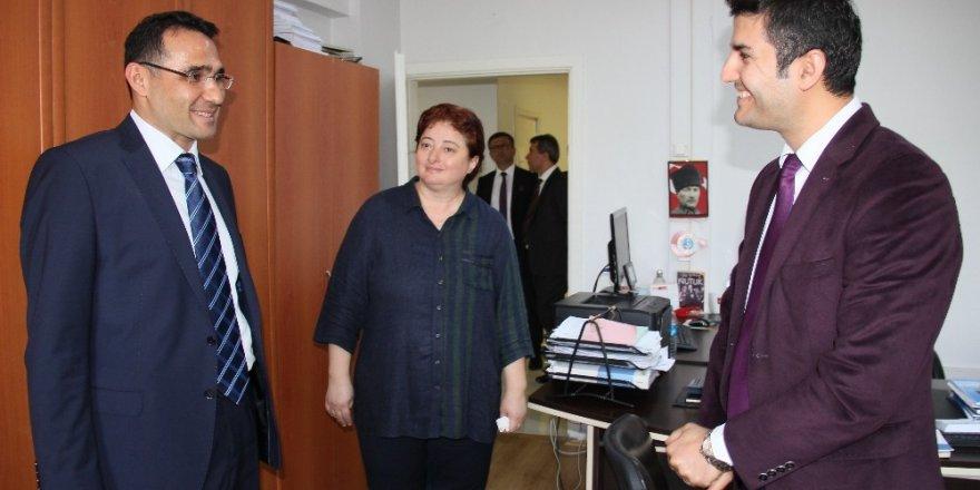 SASKİ Genel Müdürü Yıldız görevine başladı
