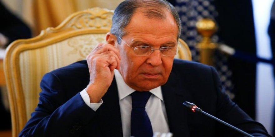 Rusya'dan kritik Türkiye açıklaması