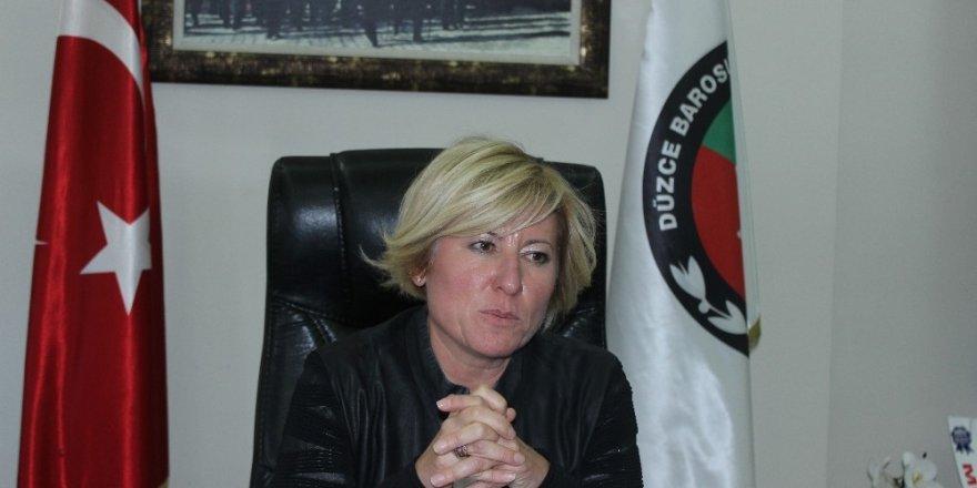 Baro Başkanı Azade Ay saldırıyı kınadı