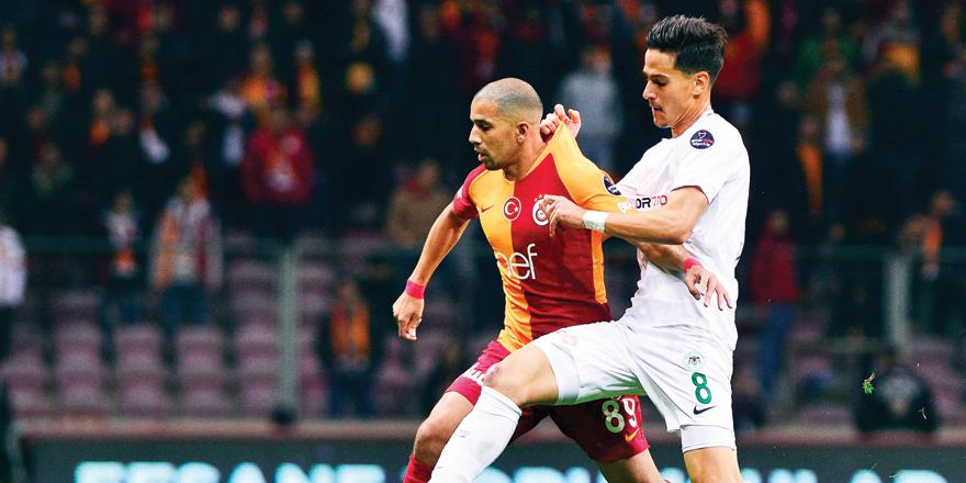 Konyaspor - Galatasaray | İLK 11'LER BELLİ OLDU!