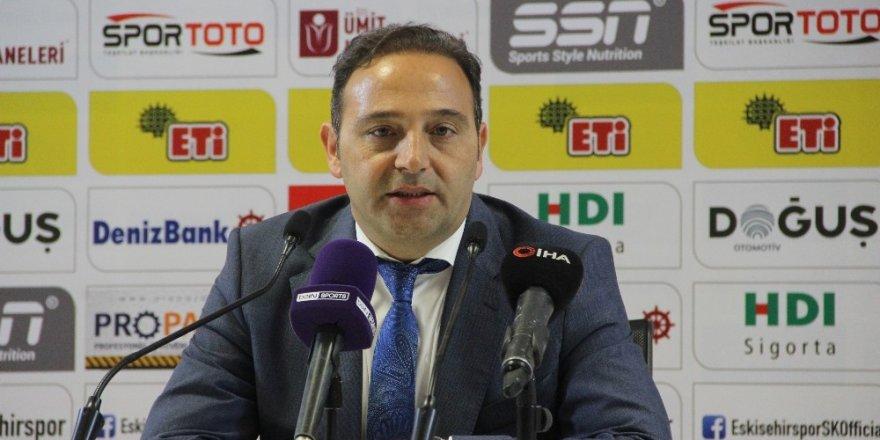 Eskişehirspor ligde kalmayı garantiledi