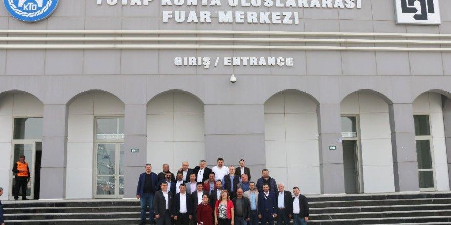 Çerkezköy TSO'dan Konya çıkarması