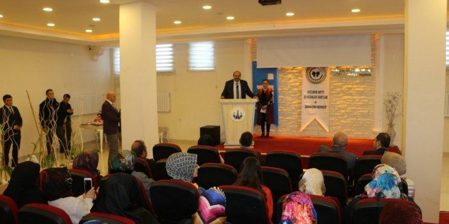 ERAKDAY'dan Erzurum kültürüne büyük hizmet