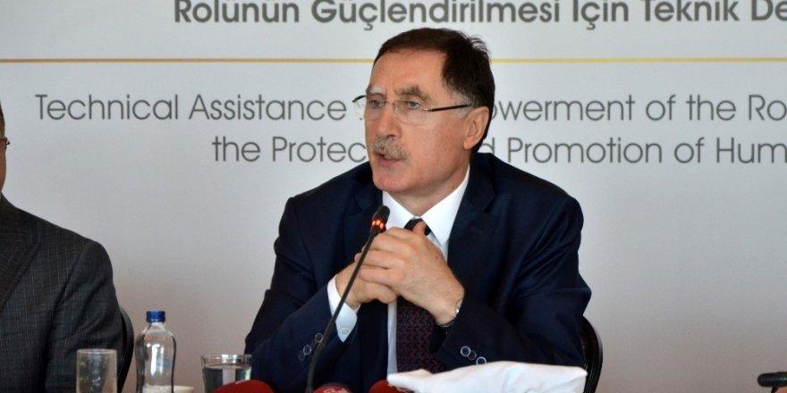 """Malkoç: """"Halkımızın hak arama konusundaki çekincelerini gidereceğiz"""""""