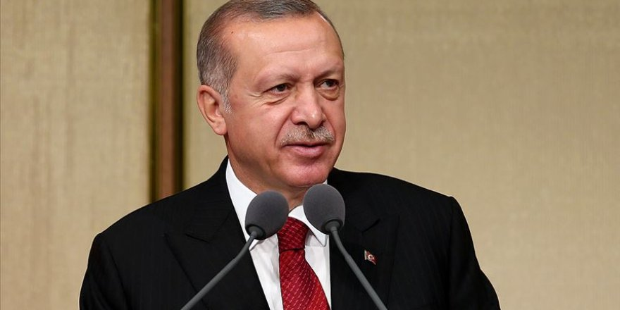 Cumhurbaşkanı Erdoğan  konuşuyor   CANLI