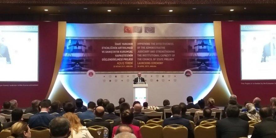 """Adalet Bakanı Gül: """"Türkiye Adalet Akademisi'ni yakında tekrardan açacağız"""""""