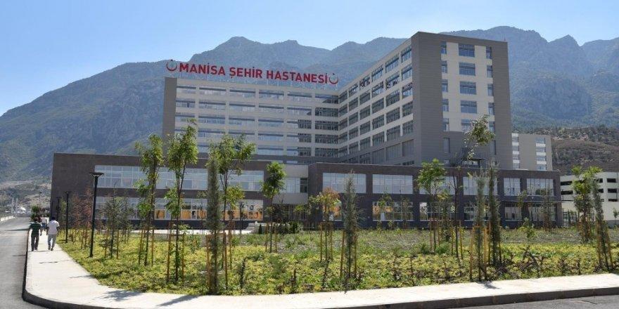 Manisa Şehir Hastanesinde 'Hasta İletişim Hattı' kuruldu
