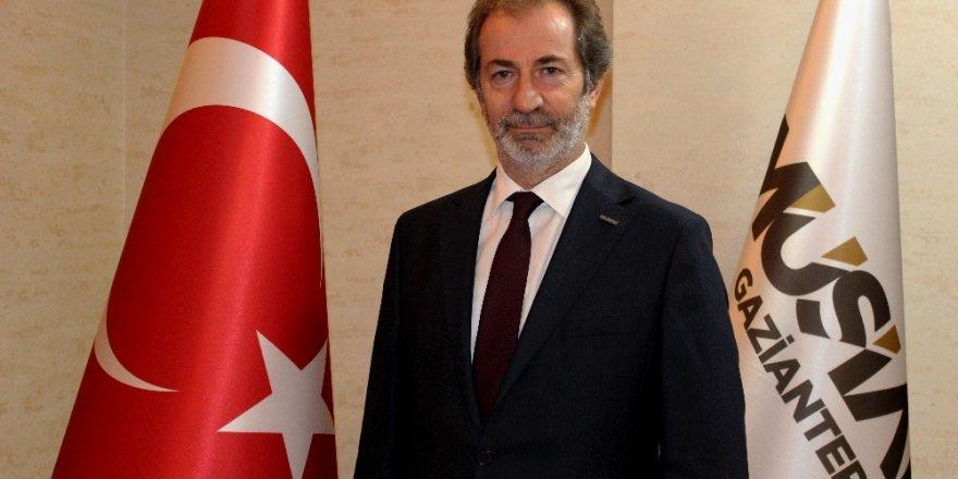 MÜSİAD Başkanı Çelenk'ten 1 Mayıs mesajı