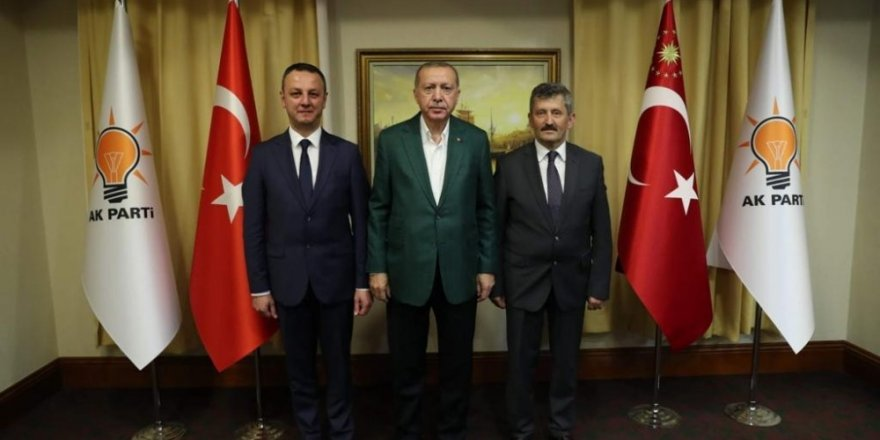 """Alan: """"Cumhurbaşkanımıza Zonguldak'ın taleplerini ilettik, destek istedik"""""""