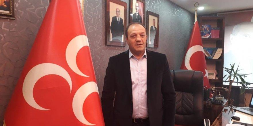 MHP İl Başkanı Karataş'tan 1 Mayıs mesajı