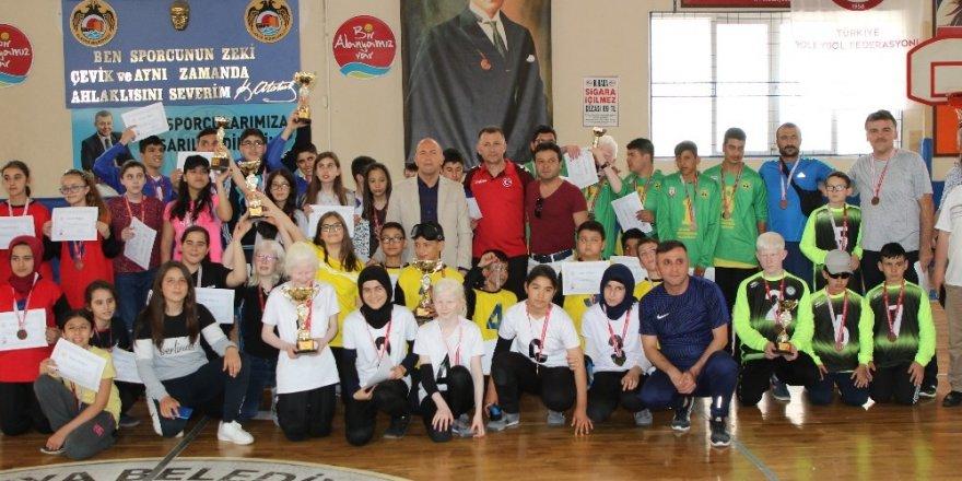 Okul Sporları Goalball Yıldızlar Türkiye Şampiyonası sona erdi