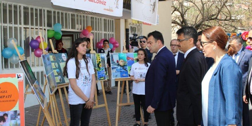 Gürdoğanlar Ortaokulu'ndan Bilim Fuarı