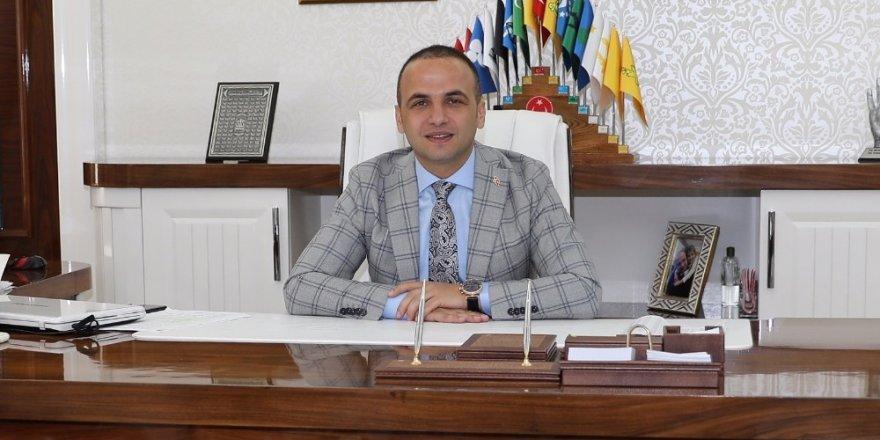 """Başkan Kibar'dan """"Ramazan Sarayı""""na davet"""