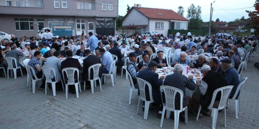 Nilüfer'de iftar sofraları buluşturacak