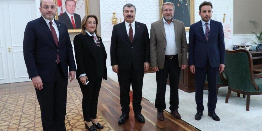Türkiye genelinde ataması yapılan 3 Tıbbi Onkolog'dan birisi Kütahya'ya