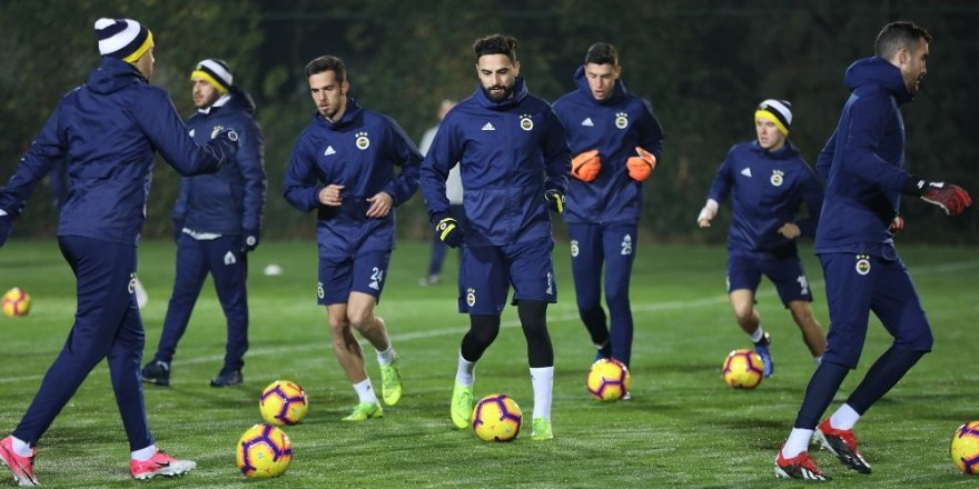 Fenerbahçe, Kasımpaşa hazırlıklarına start verdi
